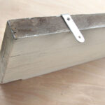 easy faux diy floating shelves minutes piece rainbow wall shelf apieceofrainbow with brackets paint the and screws same color they almost disappear day sofa secret safe rod iron 150x150