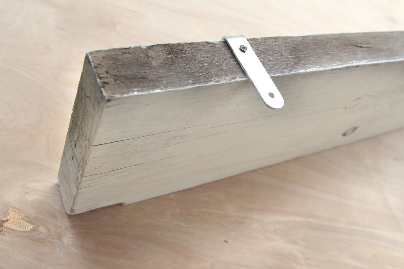 easy faux diy floating shelves minutes piece rainbow wall shelf apieceofrainbow with brackets paint the and screws same color they almost disappear day sofa secret safe rod iron