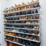 easy ways and organize your shoe collection for the home floating shelf rack keep shoes point with adjustable shelving like organized living freedomrail move shelves seasons 150x150