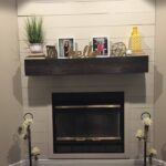 fireplace mantel rugged wood floating shelf etsy for decoration designs ikea kallax storage system hanging small spaces milo baughman ott kitchen cabinet command hooks clothes 150x150