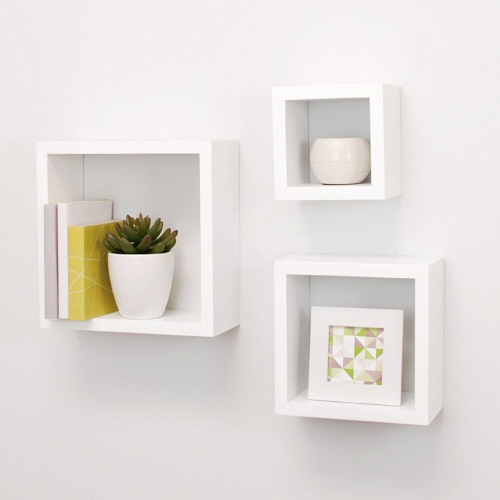 floating box shelf thechurchoffashion white shelves cube wall small display wood moulding corner unit concealed compartment furniture plans easy diy brackets board ikea salvaged