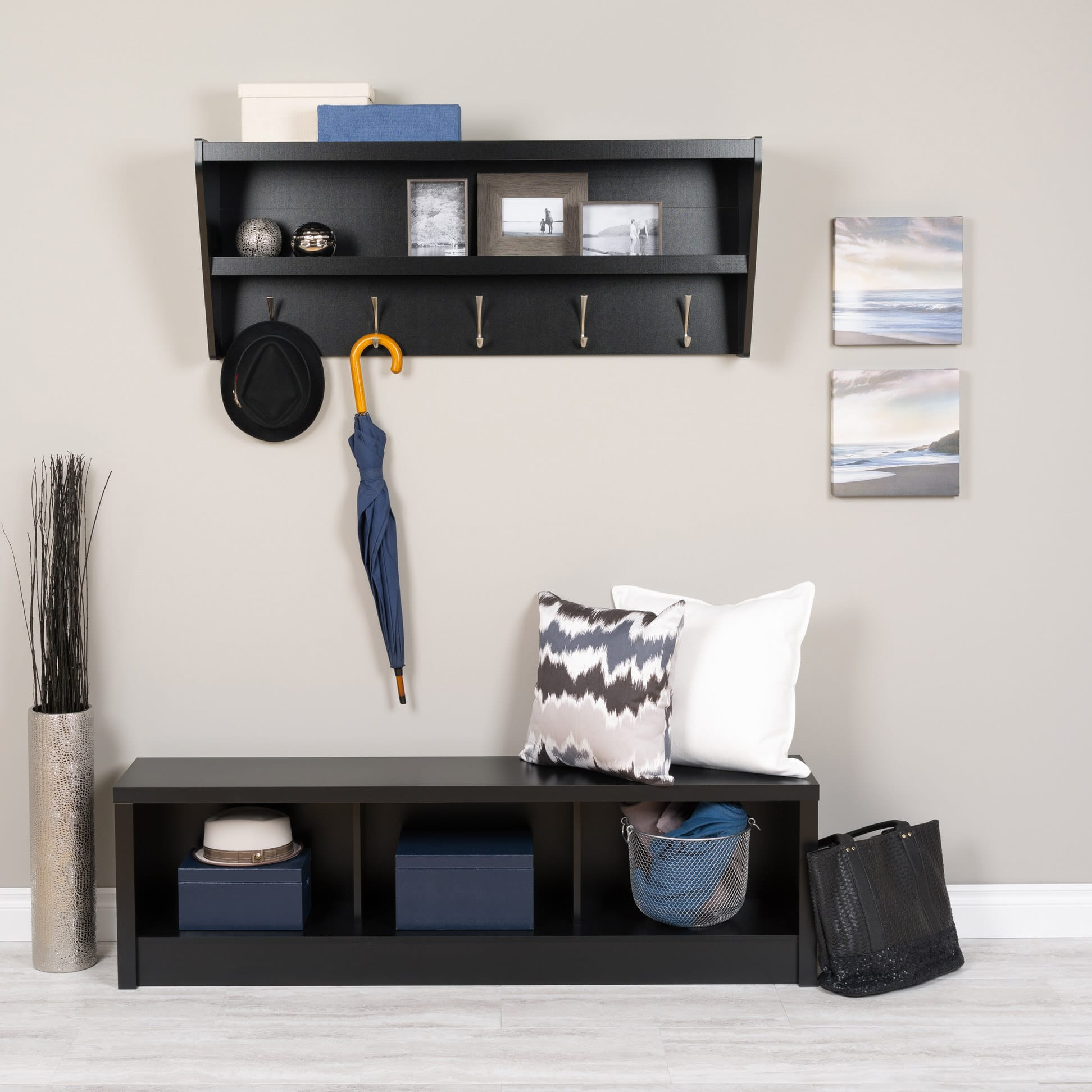 floating entryway shelf coat rack prepac bucw and wall height above counter tures ikea wal wooden hooks brackets for island countertop wood storage bookcase shoe velcro removable