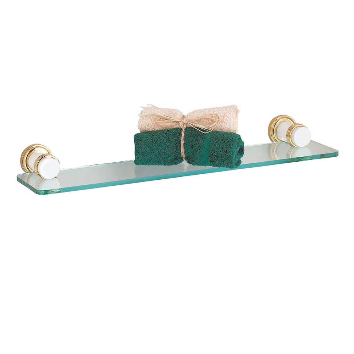 floating glass shelf kit solid brass brackets prefloating contemporary shoe storage foot bookshelf manila kitchen table with shelves wall mounted bedside drawer vanity unit small