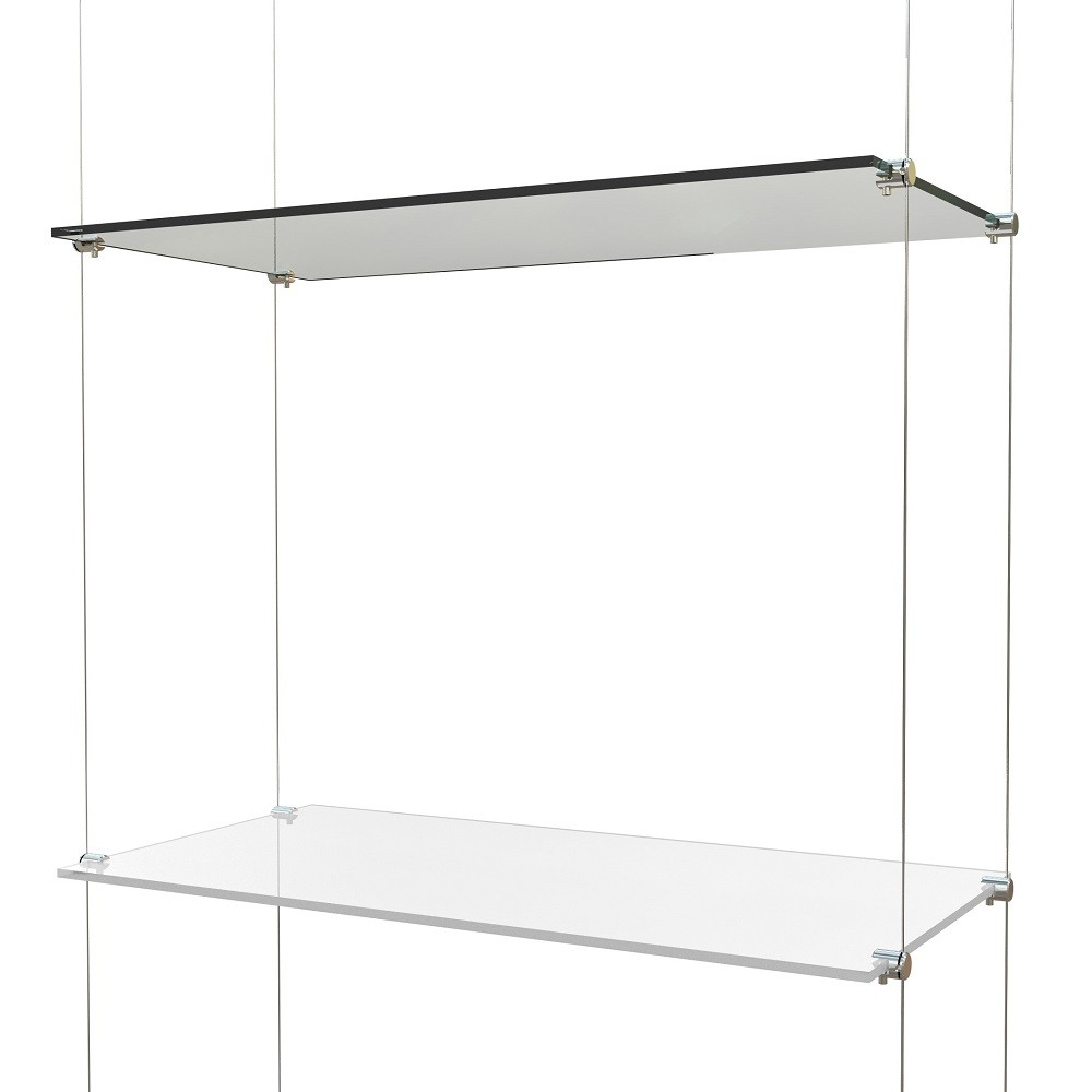 floating glass shelves for optical display racks fgsc cable shelf stands home theater audio video wall mount dvd player holder wood box ikea cube storage unit white corner desk