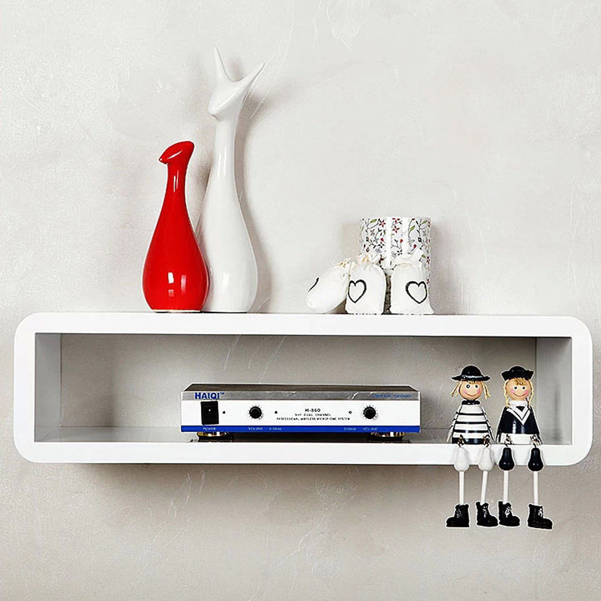 floating mfd wall mount shelf cube sky box hifi unit large shoe rack ikea long mantel space saving desk with shelves bathroom art ideas decor computer welland chicago hanging
