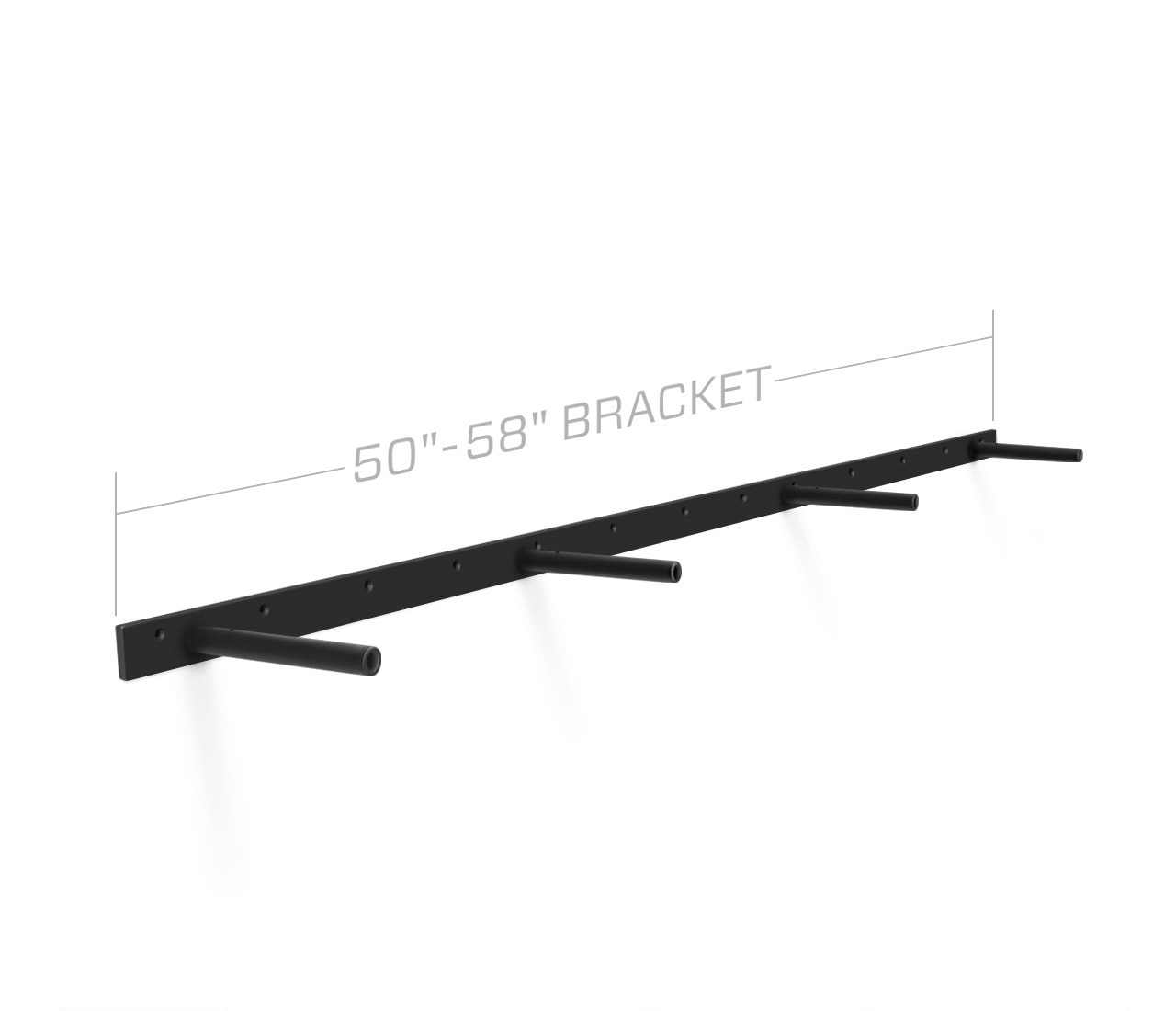 floating shelf bracket fits inch shelves custom brackets our heavy duty bar comes lengths and unfinished wood mantel brushed nickel towel rack with storage shelving system wrought