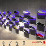 floating shelf wall mounted retail shoes display systems shelves for with led lighting built bookshelf designs corner desk kijaro chair cube bookcase sydney ikea wooden shelving 150x150