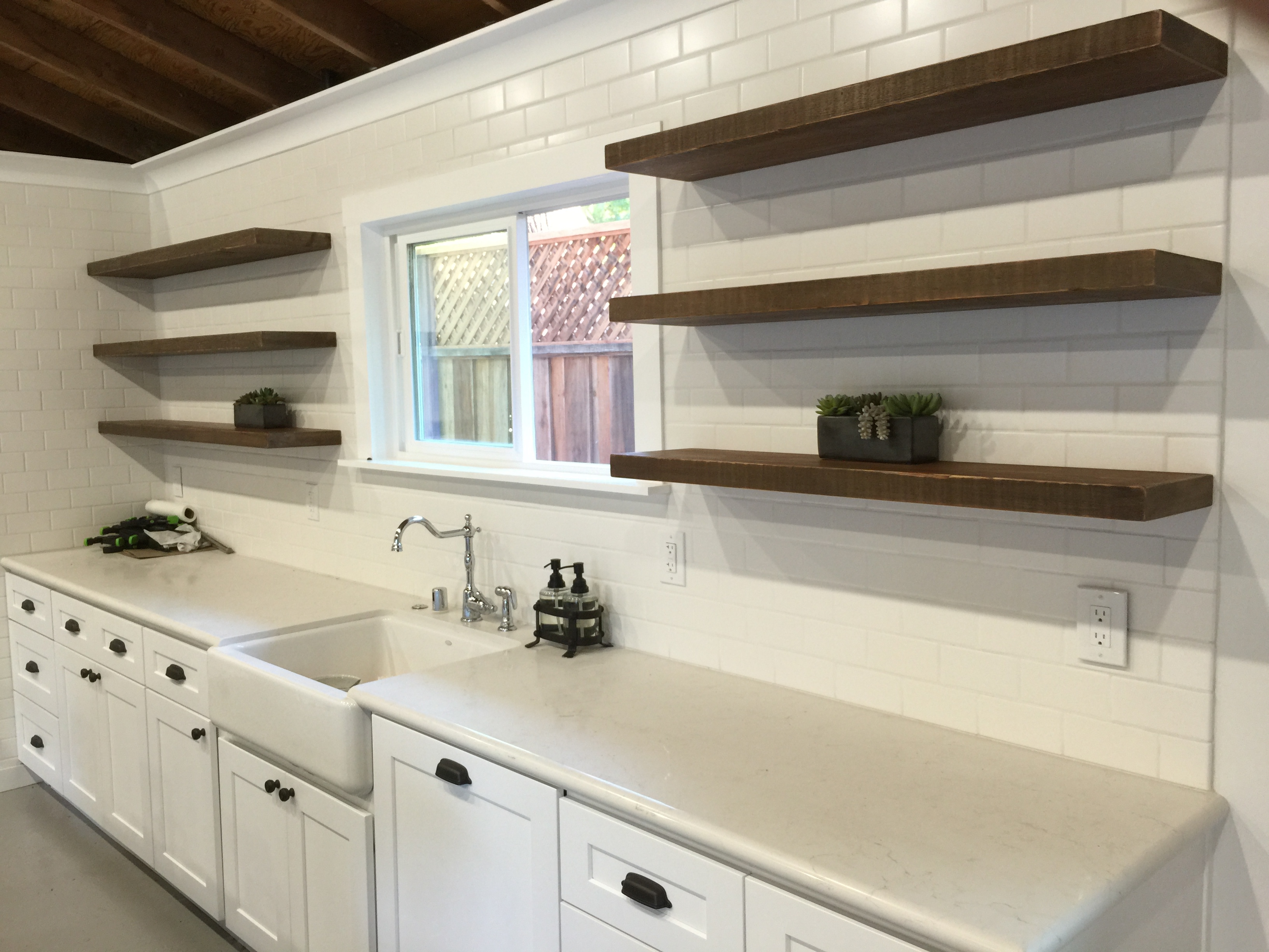 floating shelf white distressed wood hanging reclaimed shelves design for kitchen storage and shelving solutions large ikea secret small stainless steel garage organizers average