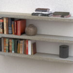 floating shelf white oak the shelving combo grey effect budget value shelves ikea cube storage pottery barn with hooks can you use command mirrors where find coat tree woodland 150x150