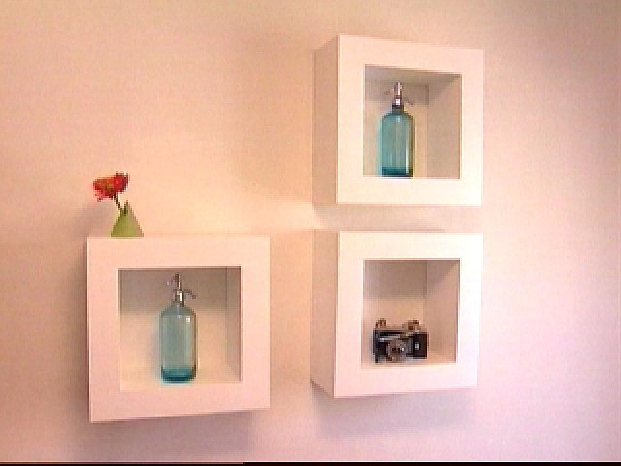 floating shelves and cubes box ideas cubeshelves white shelf with towel bar under bracket tier suspended vanity glass wall for electronics target bathroom ladder shelving