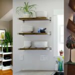 floating shelves bathroom decor large white decking lights corner table shelf unit ikea shoe bench storage pottery barn simple mount system command strips review canadian tire 150x150