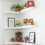 floating shelves for every room renoguide gold coast easily dress corner with small chrome bathroom shelf ikea cubes black white kitchen island bench deep wall ture hooks laying 150x150