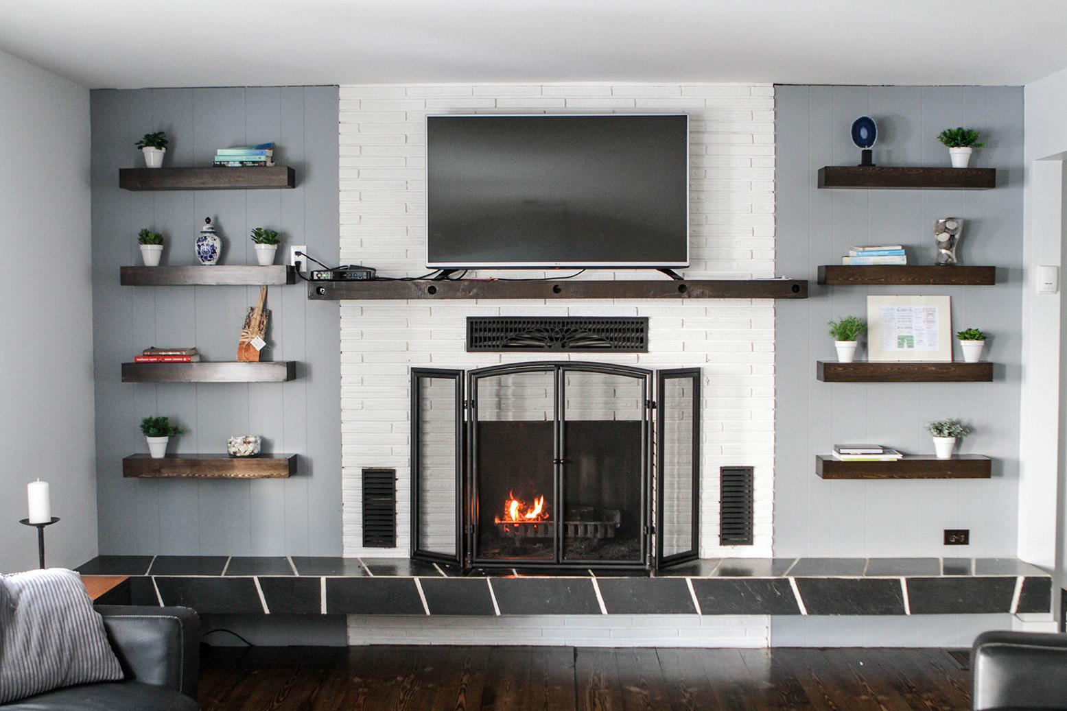 floating shelves for fireplace ideas img shelf under coat hat rack corner ture large oak marble vanity wood beam mantle small portable wall hanging hanger led victorian brackets