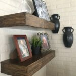 floating shelves inches deep shelf open rustic etsy mlgr inch heart pottery barn boat wall mounted garage storage wickes corner dresser drawers ikea lack cube led grey wood tier 150x150