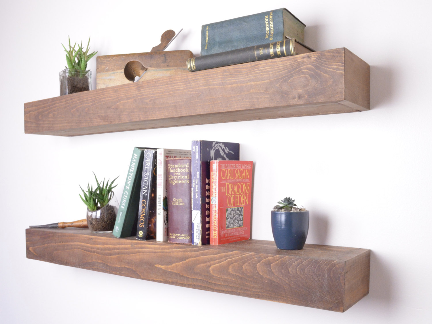 floating shelves rustic shelf chunky etsy fullxfull the company corner organizer room storage ideas cube unit bedroom solutions for hanging wall mounted hook rack over kitchen
