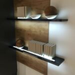 floating shelves with lights webfaceconsult led light corner shelf mountain wood coat racks and stands stick decorative brackets for bar garage storage organization systems plate 150x150