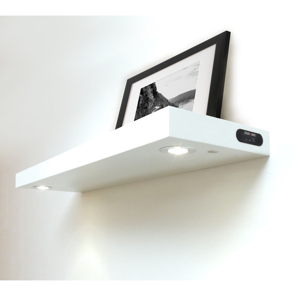 floating shelves with lights webfaceconsult white lewis hyman wall mounted shelf led inch coat rack ikea vinyl storage dvd shelving unit raw timber reclaimed ture ledge diy corner