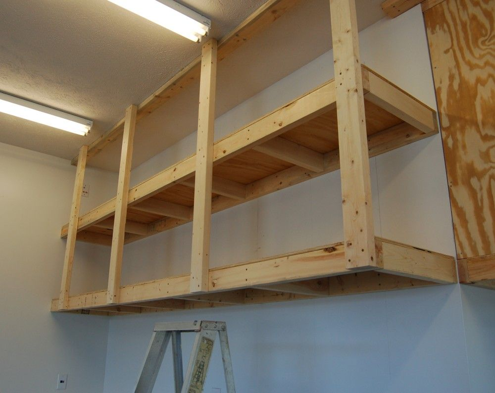 floating storage make shelf your brackets design shelving ideas garage strong forum shelves organization own yourself discussion wall ceiling cabinets ture ledge display suit