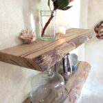 floating timber shelf storage live edge marri custom shelves perth brackets kitchen ideas rustic golden whistler wood wall diy mantelpiece huge dvd white argos small garage 150x150