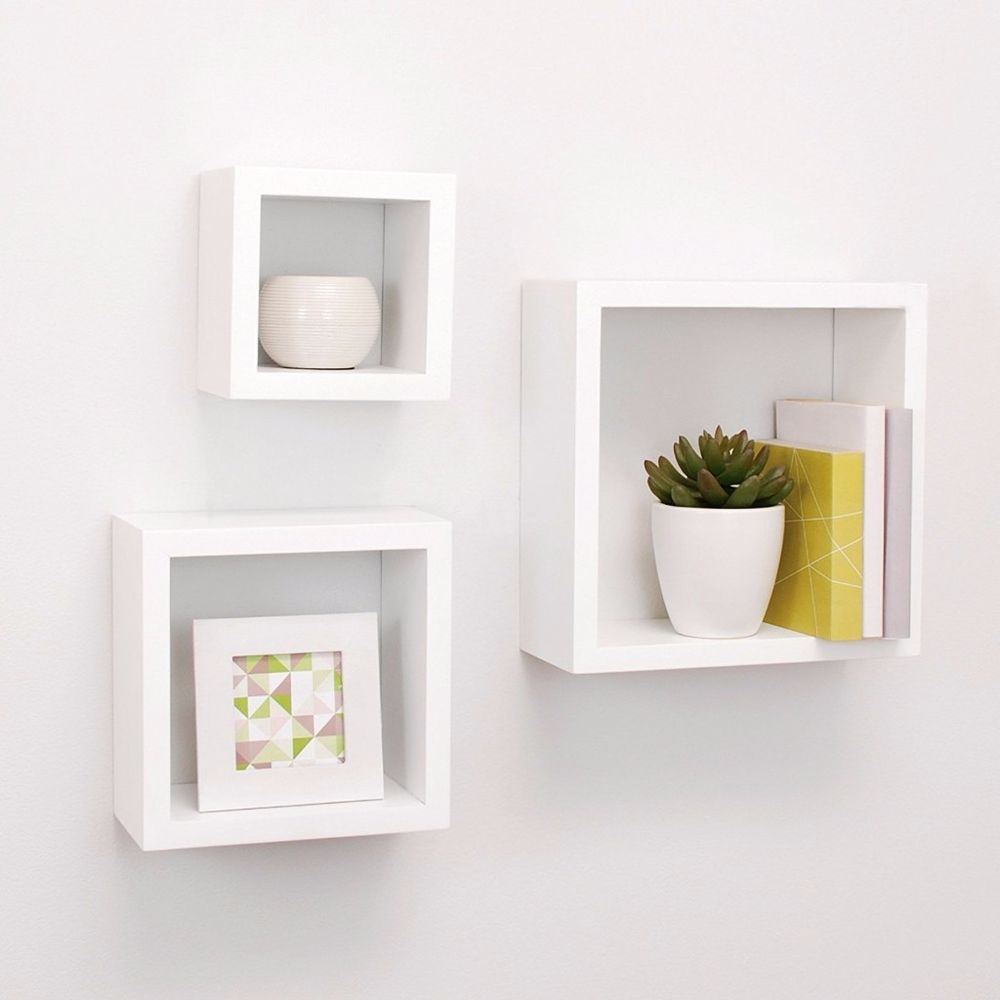 floating wall shelves cube boxes decor storage display white box accent furniture generic media shelving ideas bathroom glass most popular kitchen cabinets rustic mounted wrought