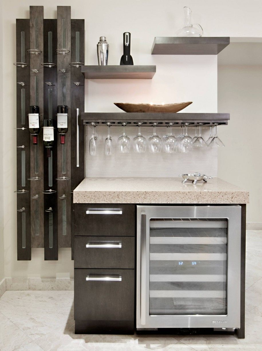 furniture excellent design for modern kitchen ideas with wine rack floating shelves above bar and hanging glasses plus cooler marble ikea wall table command strips shelf