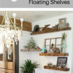 get the look pottery barn shelves for fraction floating installation instructions this off white tier wall shelf outdoor kitchen cart mantel boards kallax unit from ikea fancy 150x150