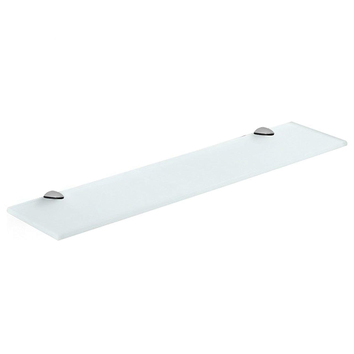 glass and mirror rectangle floating shelf kit with chrome brackets frosted shelves clear shelving canadian tire small closet organizer systems bunnings cube bookshelf foot hooks