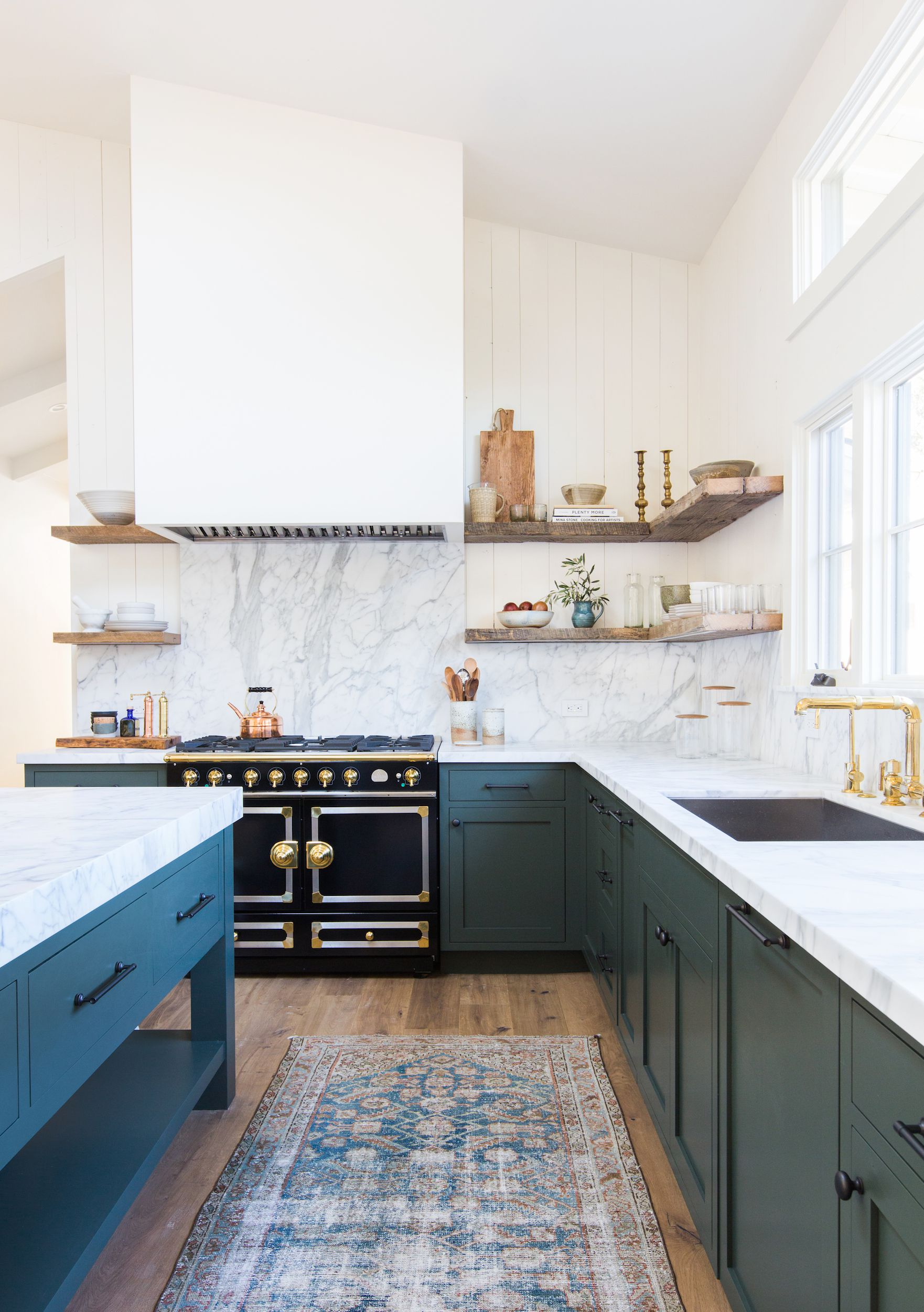 hate open shelving these kitchens might convince you otherwise studio session floating shelves between cabinets diy wall bathroom with glass corner shelf installing peel and stick