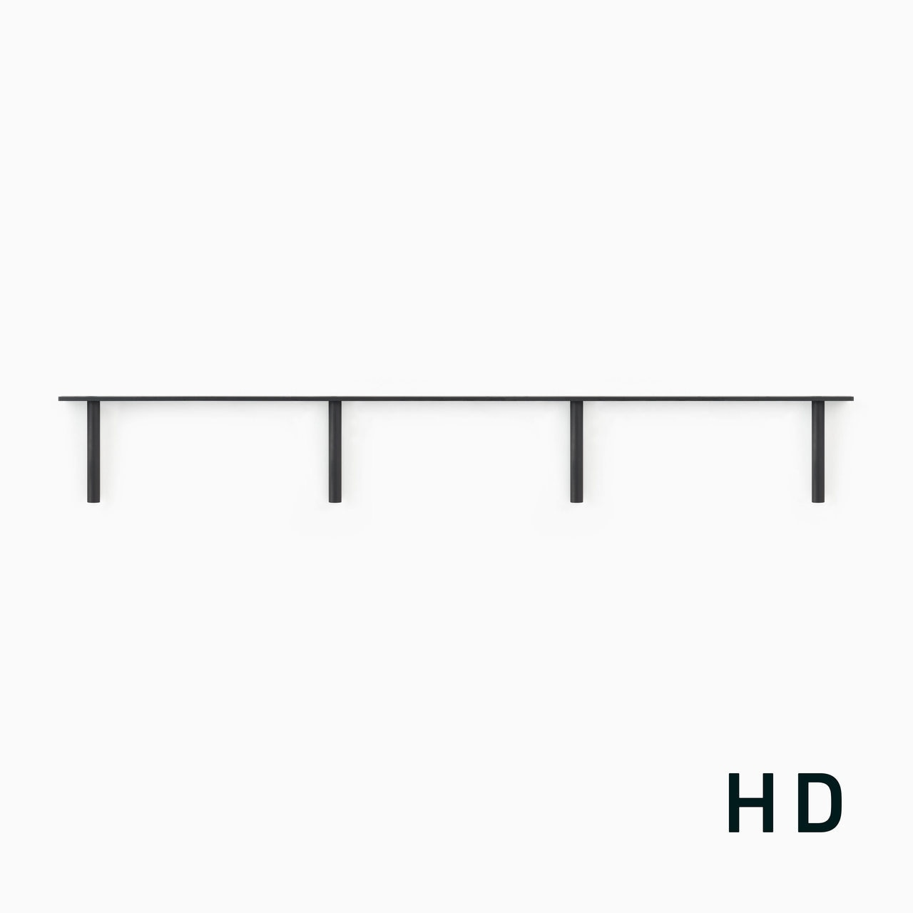 heavy duty floating shelf bracket fits inch aksel front shelves inches white our bar brackets comes lengths and long skinny traditional fireplace mantels wall mounted folding coat