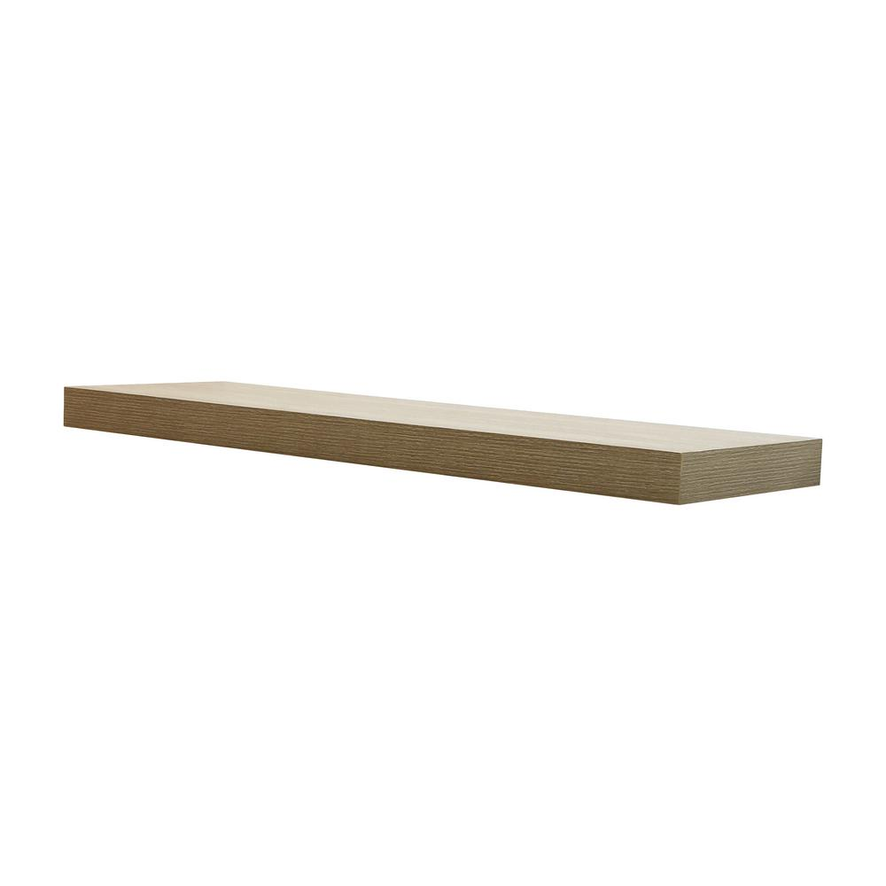 home decorators collection driftwood gray decorative shelving accessories floating shelves oak finish covert gun storage furniture kitchen lighting layout wall mounted bath towel