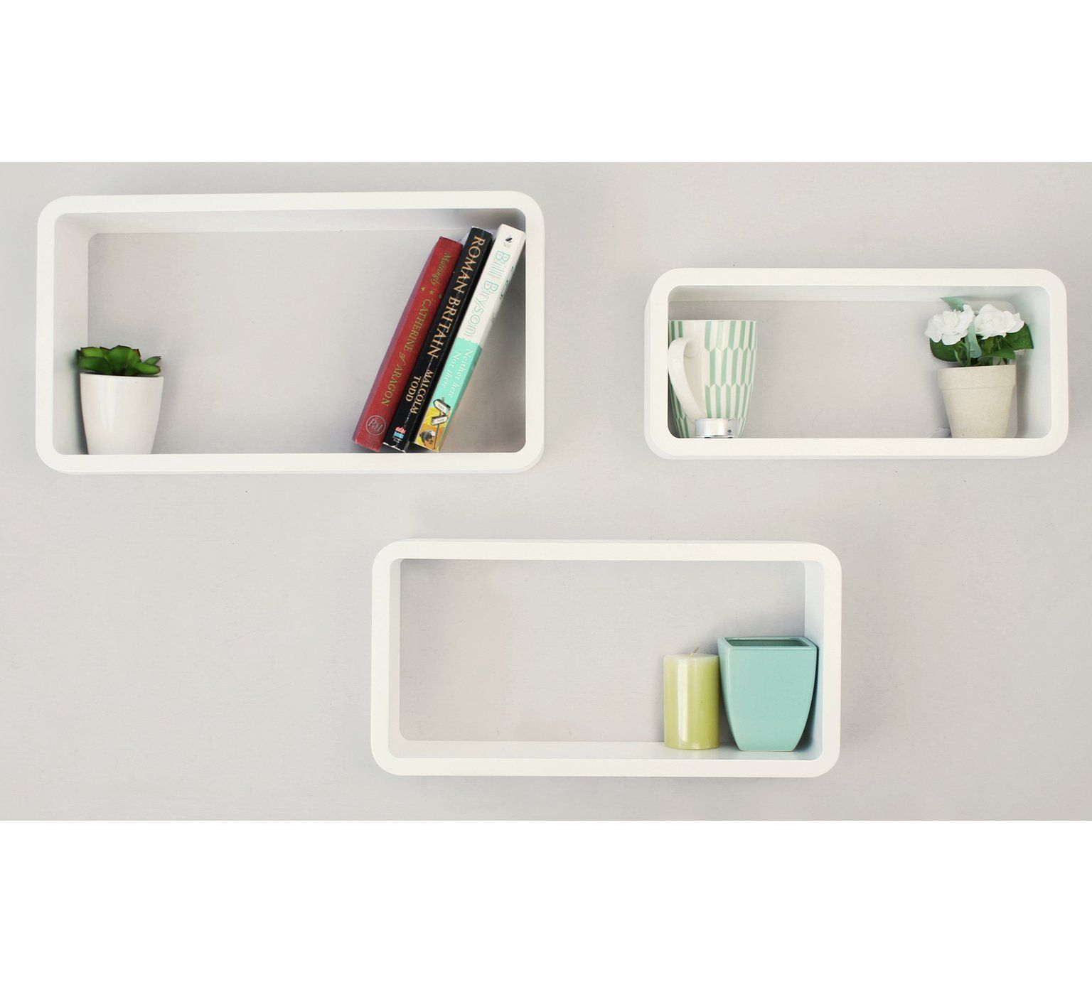 home set cubes white argos visit floating box shelves for wall mounted and living room furniture put without drilling decorative outdoor shelf brackets desk with hutch ikea over