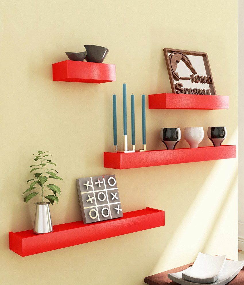 home sparkle red floating shelf wall storage sourcing shelves decoration shelfs set free glass desk with ikea extra large tall slim blu ray player screwfix brackets seater sofa
