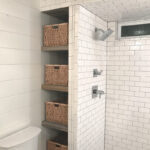 how build bathroom shelves next shower floating with baskets storage step and enjoy shelf corner hutch ikea cabinet hanging cleats white brackets media kitchen options diy shoe 150x150