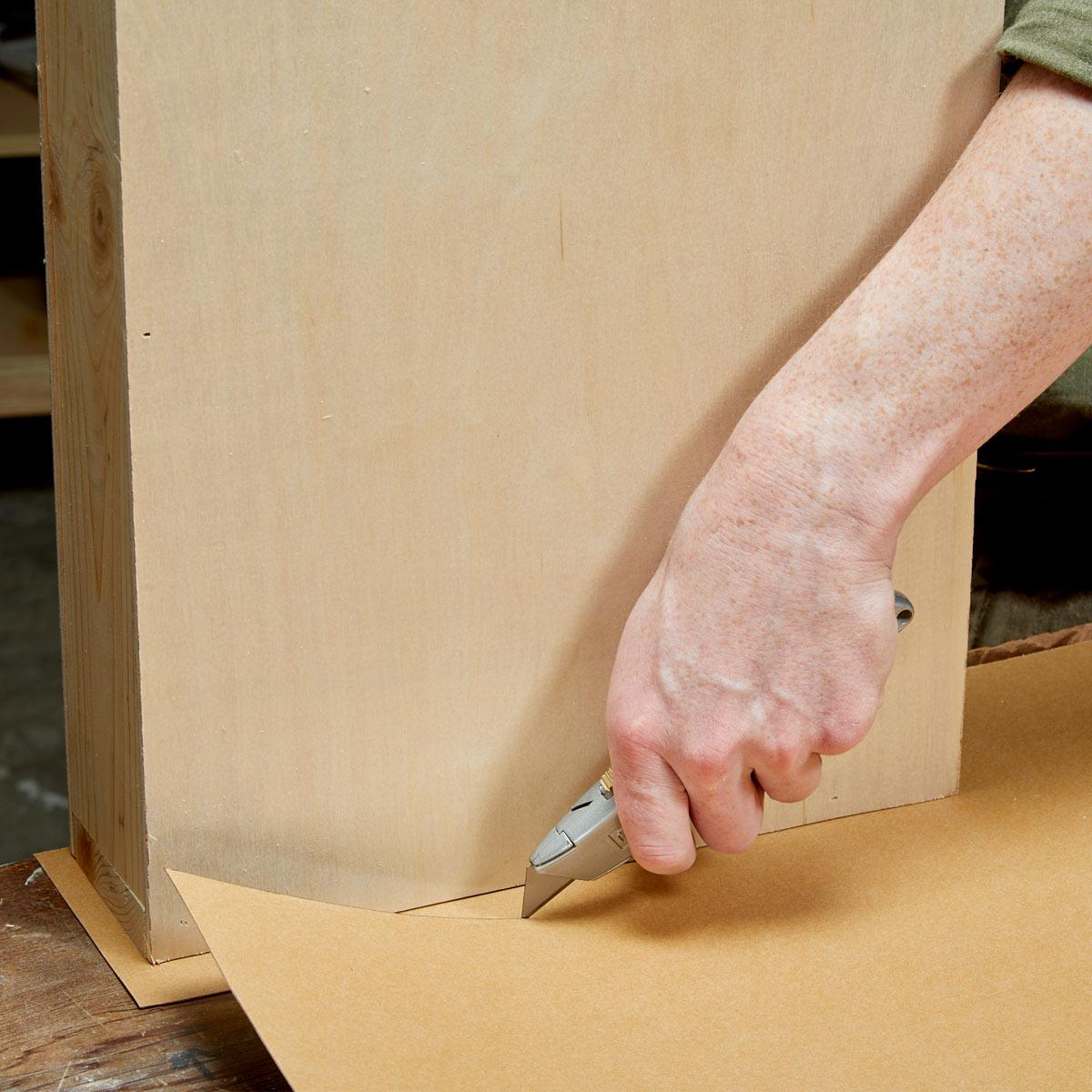 how build floating shelf with secret drawer family handyman floatingshelf compartment plans rough cut oak kitchen cart ikea metal shoe rack shelves over desk hidden hinges screws