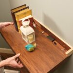 how build floating shelf with secret drawer family handyman floatingshelf lead compartment plans command clips wood box shelves hidden hinges diy gun cabinet open cabinets oak 150x150