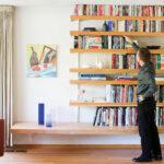 how make floating shelves sunset magazine invisible wall shelf for books easy book laundry trolley mitre inexpensive mantel soundbar mount freestanding fireplace oak beam mantle 150x150