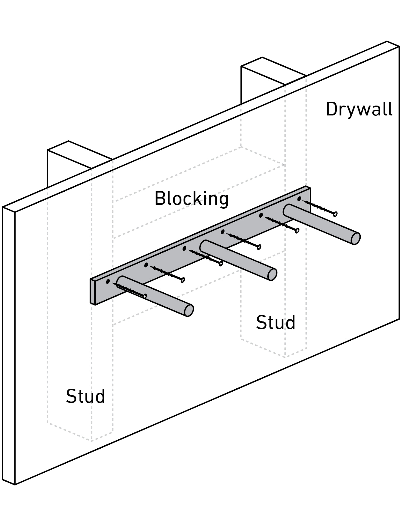 how much weight can floating shelf hold shelfology blocking standard depth most homes are stick frame construction aka have wood studs framing the walls problem for shelves this