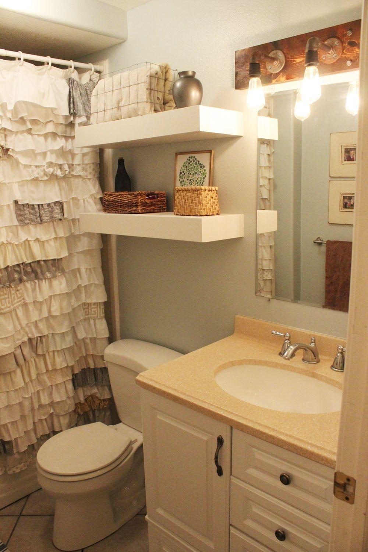 how reinvent your bathroom with over the toilet shelves floating diy making decorative shelf kit corner book stand cleats closet rack shelving units depth ikea besta bookshelf