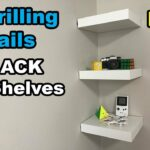 ikea lack shelf drilling nails wall floating shelves using command strips small bathroom vanity ideas corner board kmart bedside table bookcases for living room designs ematic 150x150