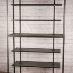 industrial retail fixture display shelving rustic clothing etsy floating shelves metal cube west elm leaning bookshelf lino tiles glass shelf brackets screwfix invisible makro 150x150