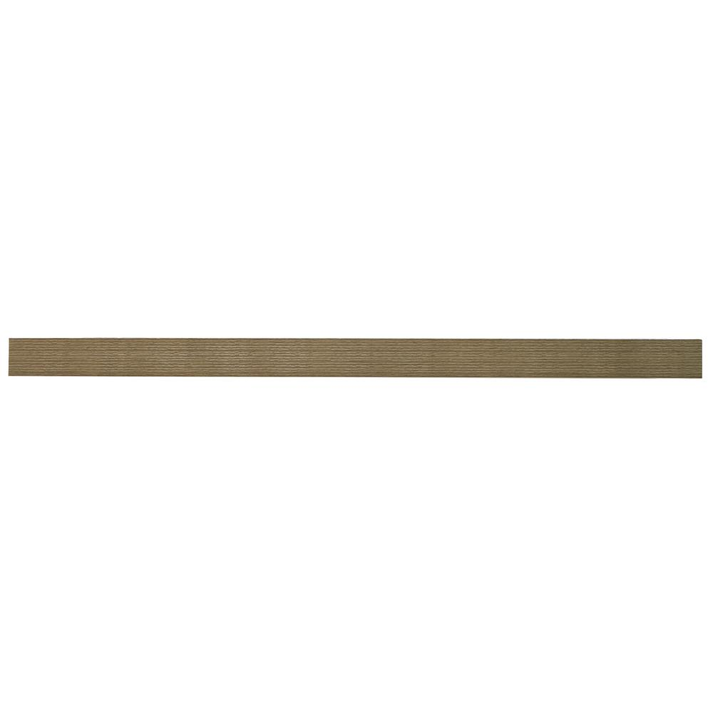 inplace driftwood gray oak extended decorative shelving accessories floating shelf espresso this review from size kitchen rack drywall shelves ideas corner unit with drawers wall