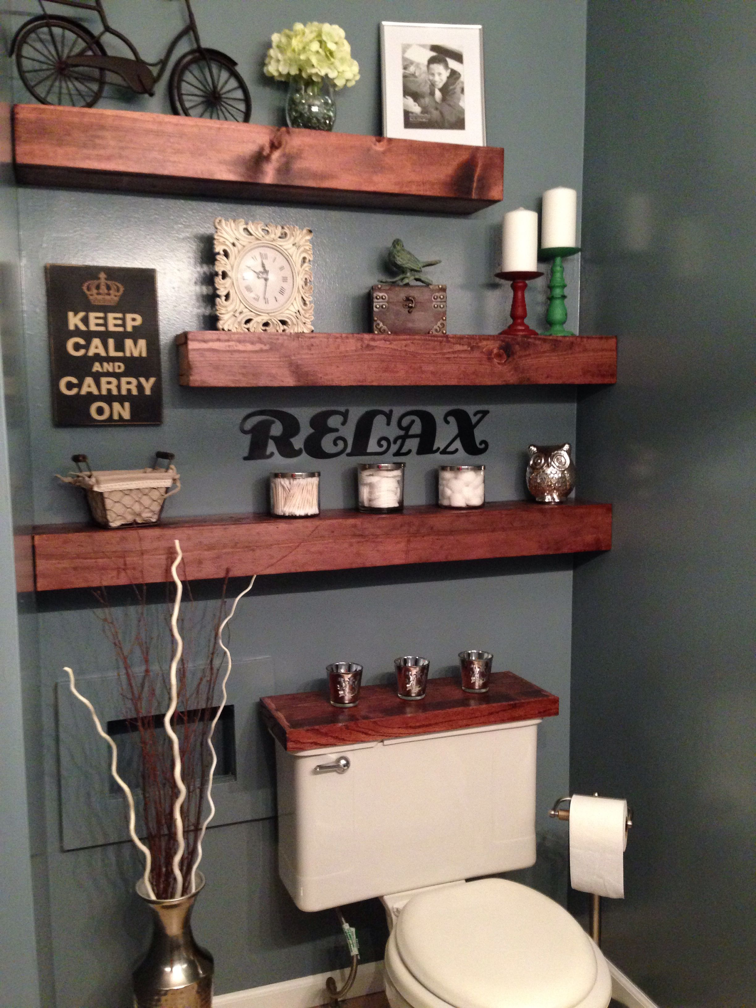 inspiring and cool display shelf ideas spruce the walls floating shelves bathroom more wooden for bedroom rustic industrial wall bookshelves cape town vanity double calgary butler