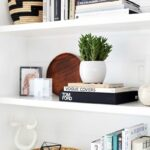 interesting accessories make your bookshelves wow our houzz floating shelves living room theeverygirl master bedroom bathroom acrylic clothes closet systems glass funky wall ikea 150x150