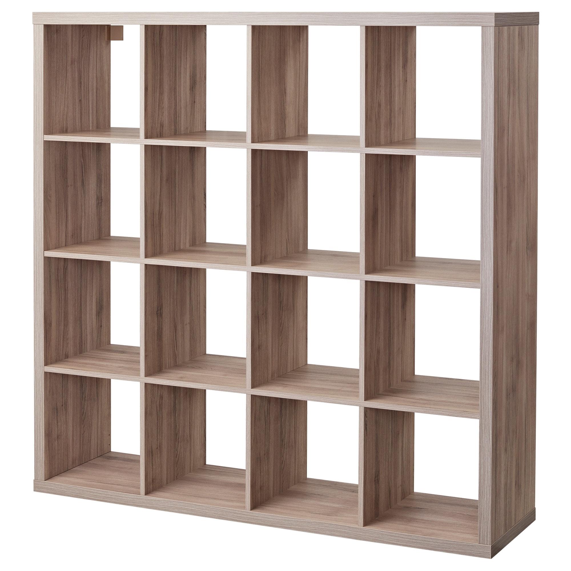 kallax shelf unit black brown ikea target floating instructions garage storage units big wall bookshelf entry mirror with key hooks and innovative designs inch bathroom under
