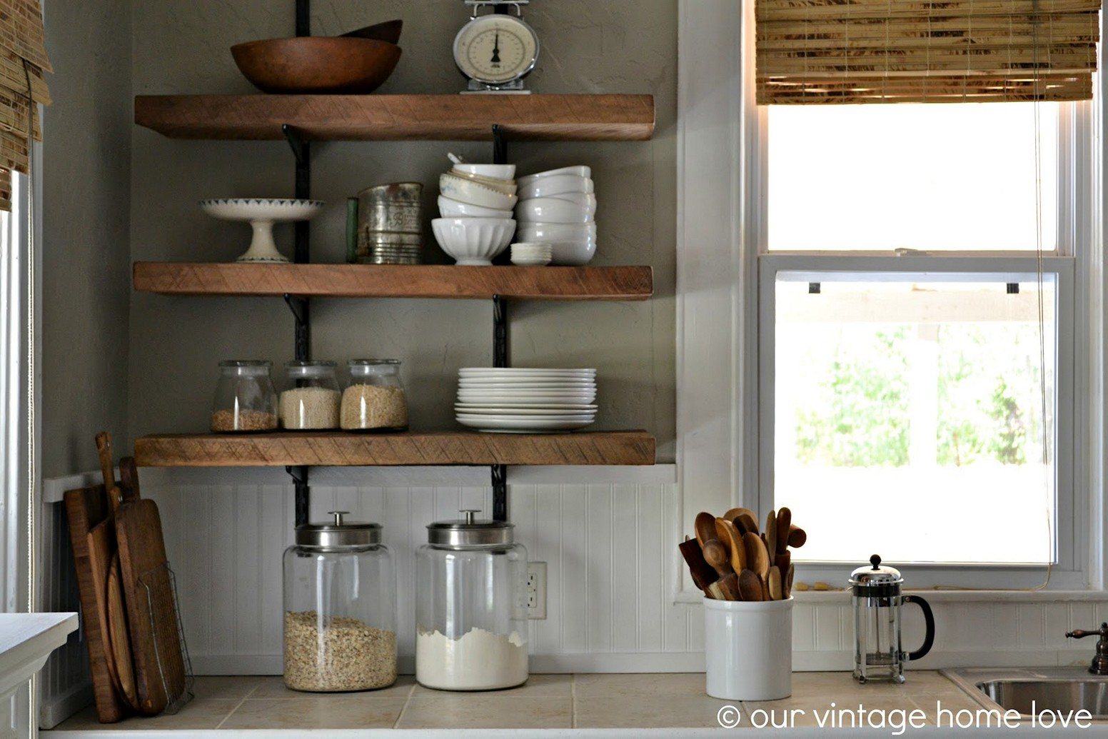 kitchen decorate your with floating shelves doggy wall mounted wood for inch shelf white ikea decorative how make infinity hairpin brackets canadian tire welder shower extension