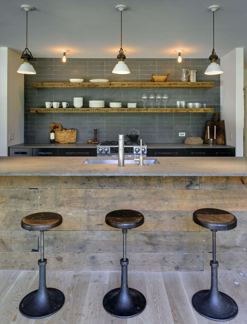 kitchen design idea examples open shelving contemporist shelves floating above sink long wood worktop support bracket installing shelf brackets farmhouse marble fireplace surround