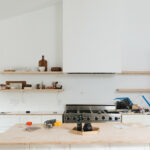 kitchen remodel update floating shelves tutorial amber thrane dulcetcreative white tures and arrangements big coat stand shoe rack cupboard storage boxes melamine hairpin shelf 150x150