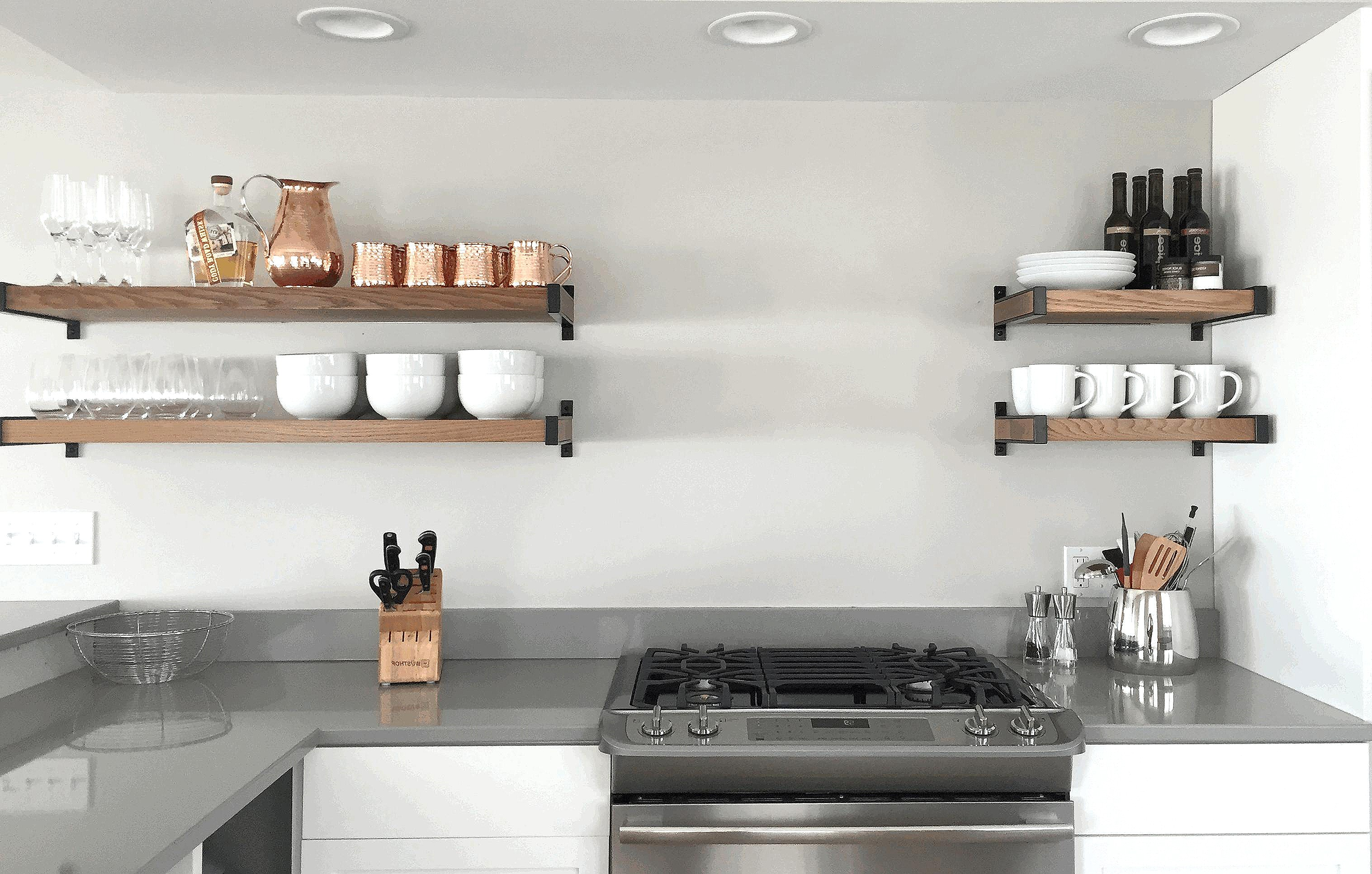 kitchen stunning floating shelves for decor wall heavy duty shelf supports target ikea how hang she easy diy shoe rack hidden storage ideas large mantel mounting without brackets