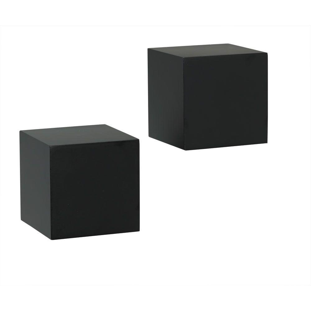 knape vogt wall mounted black cube decorative shelving accessories floating shelves shelf kit piece deep ikea nursery pottery barn wine glass building box foot small ture hall