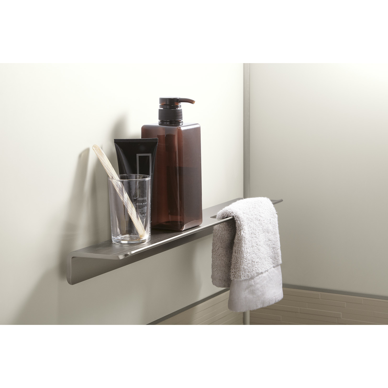 kohler choreograph floating shower shelf reviews pans folding canadian tire command wall mount shelving boards and brackets frame bookshelf diy decor tures best ergonomic office